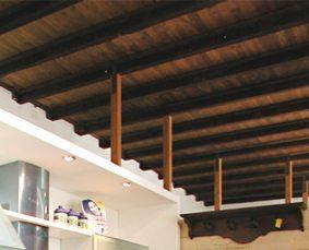 soffitti in legno milano