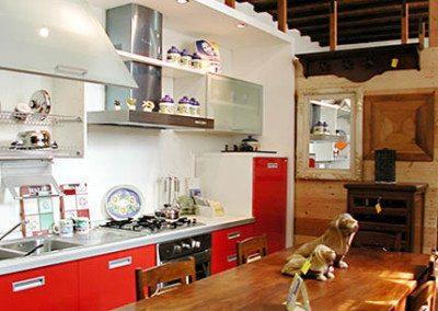 cucina-laccata-rossa