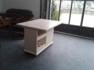 News:carrello tavolo aperto
