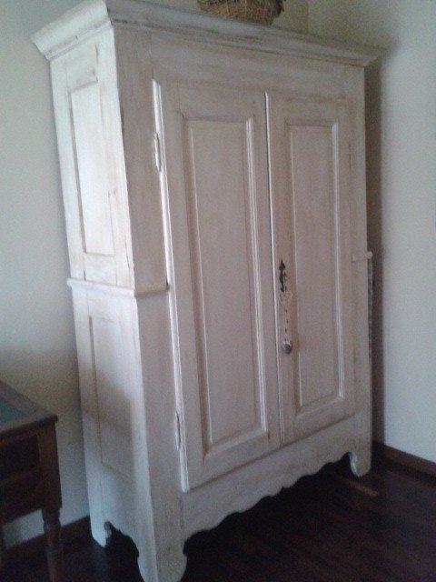Restauro , laccatura stile provenzale - Creo Casa Milano