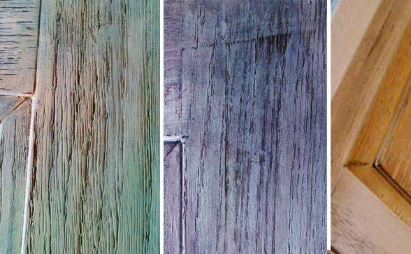 anticatura legno come operare