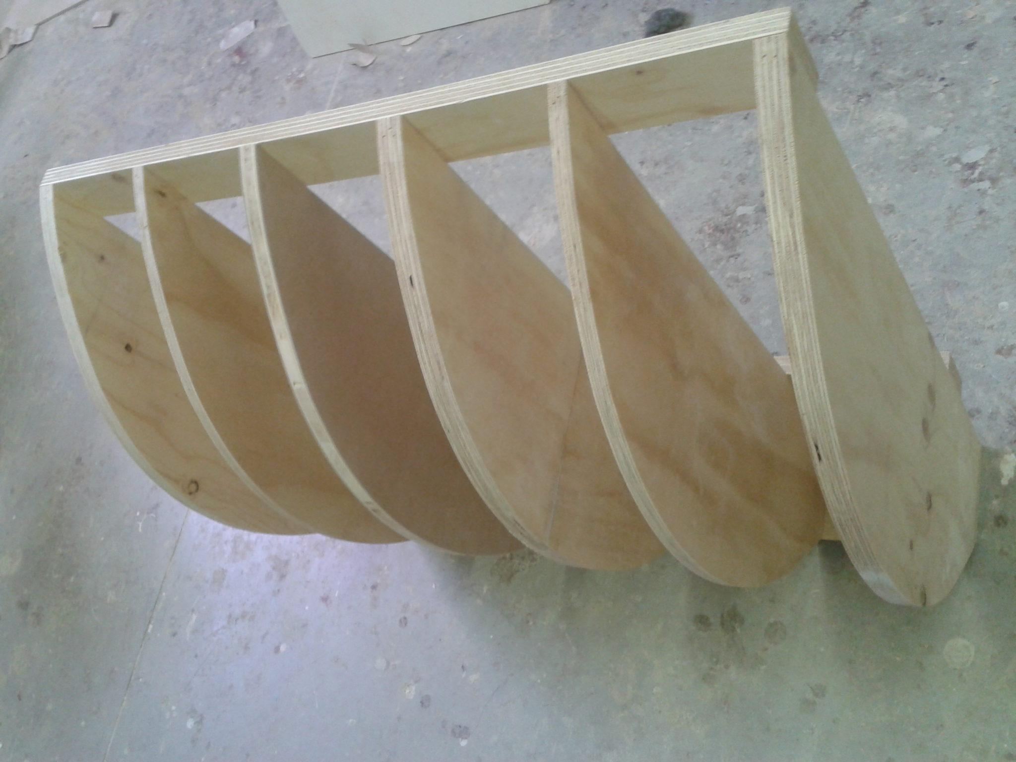 Come Costruire Sportelli In Legno ante in curva come realizzarle da creocasa milano cucine