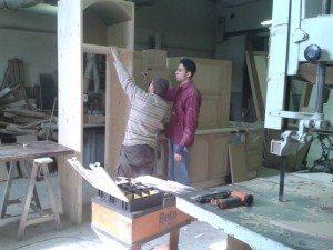 La falegnameria artigiana Milano c'è ancora