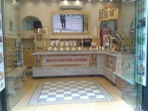 Tappeto marmo a Milano
