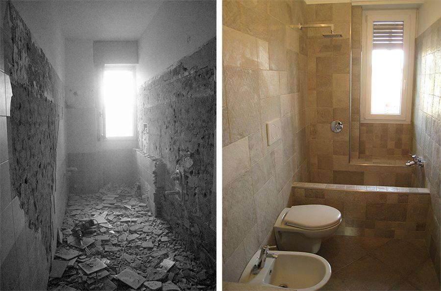 Bagno ristrutturazione idee pv91 pineglen - Rifacimento bagno manutenzione ordinaria o straordinaria ...