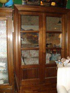arredamento ristorante porta