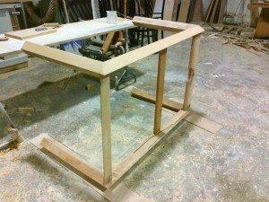 tavolo allungabile legno massello milano