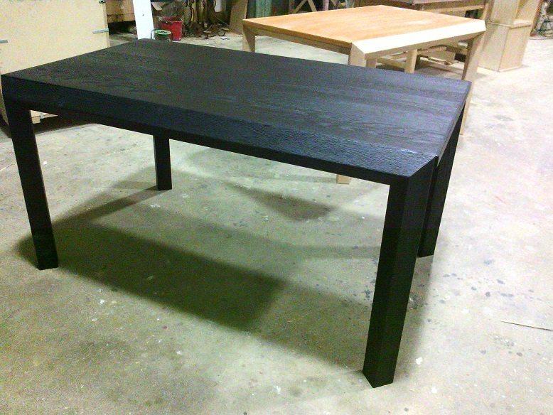 tavolo allungabile legno massello moderno Creocasa Milano