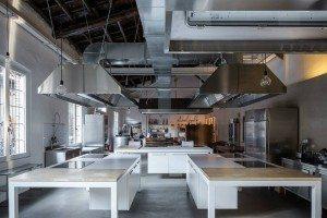 Come arredare scabby : tavoli - bancone ristorante navigli