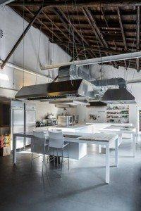 Come arredare scabby : tavoli - bancone ristorante