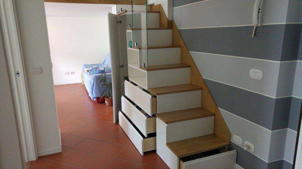 armadio scala una risorsa