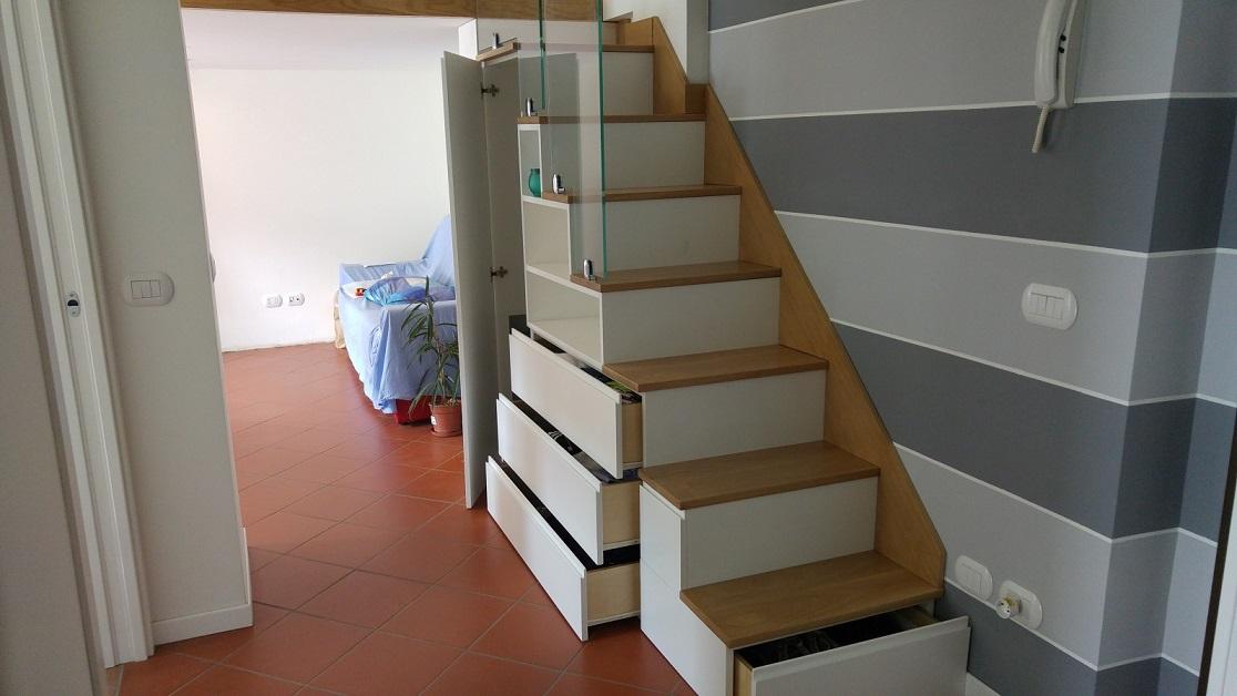 Super scale per collegare tra loro i diversi piani della tua casa,con la  PL61