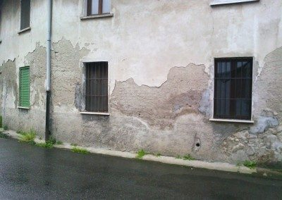 umidità di risalita a piano terra