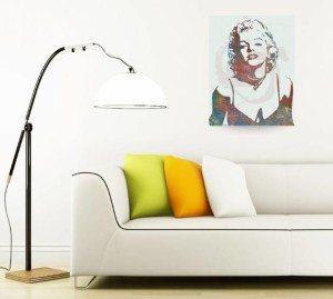 Poster per arredare? Non solo la sexy Marilyn !