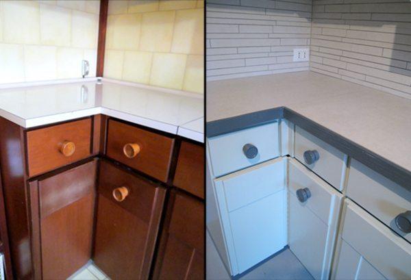Laccatura mobili prezzi mobili su misura arredamenti su - Verniciare le ante della cucina ...