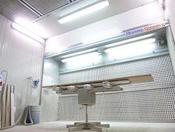 Cabina verniciatura milano