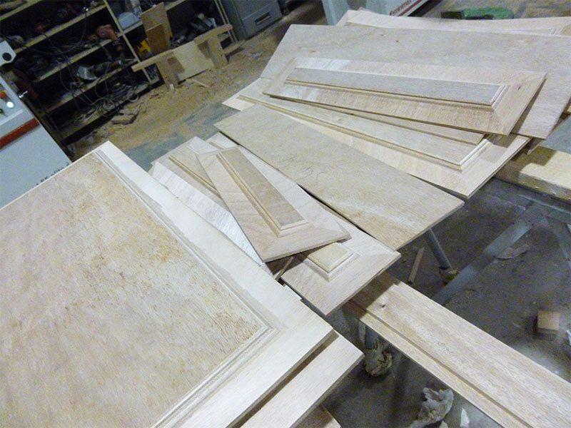 Come fare i pannelli in legno
