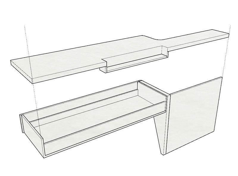 prototipo tavolo-tastiera-musicale-estraibile-2
