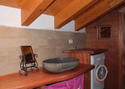 mobile bagno mansarda
