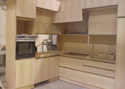 mobile cucina per inserimentoscola piatti