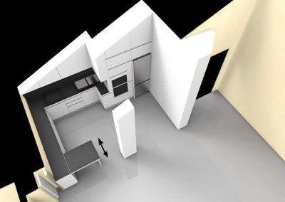 cucina-mansarda-con-finestra-velux